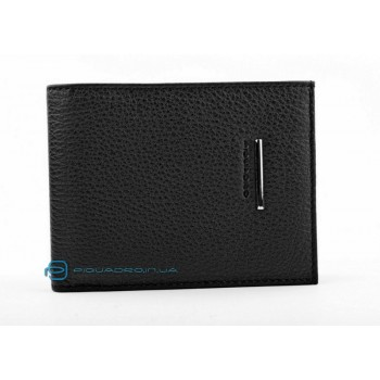 Портмоне Piquadro Modus горизонтальное с отделением для 9 кредитных карт