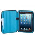 Чехол Piquadro \ Пиквадро Blue Square для iPad 2 или New iPad Черный цвет. Артикул AC3067B2/N (19x24,5x1,5)см