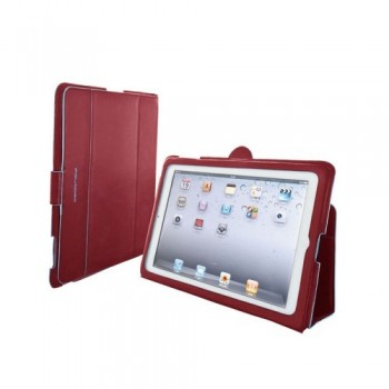 Чехол iPad 2 Piquadro Blue Square (20x25,5x1)