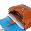 Портфель Piquadro Blue Square на 2 отделения с отделением для ноутбука