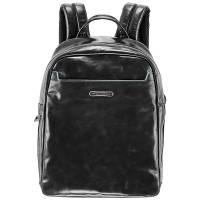 Рюкзак с отдел. для ноутбука чёрный (27,5x38x10,5)