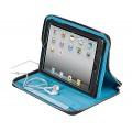 Чехол Piquadro  Пиквадро Blue Square для iPad Черный цвет. Артикул AC3060B2/N (16,5x22,5x2)см