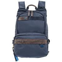 Рюкзак Piquadro Nimble складной трансформирующийся в сумочку с фронт. карманом (23х37х14)