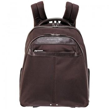 Рюкзак Piquadro Link с отдел. д/ноутбука коричневый (36x48x24,5)