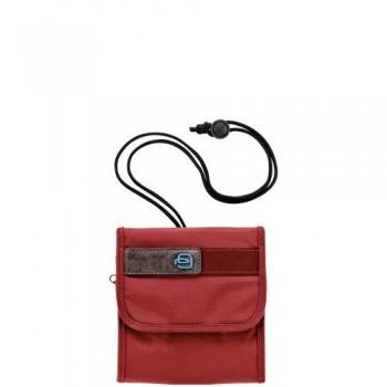 Сумочка Барсетка Piquadro Nimble для документов с шнурком на шею (14x15x1,5)