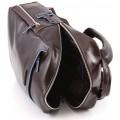 Рюкзак с отдел. для ноутбука коньячного цвета (27,5x38x10,5)