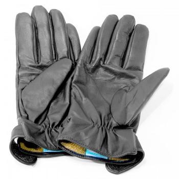 Перчатки Piquadro Guanti мужские с регулир. запястьем