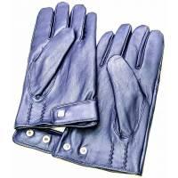 Перчатки Piquadro Guanti мужские на кнопке