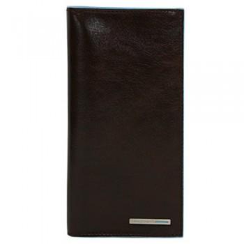 Портмоне Piquadro Blue Square/Cognac с отделение д/кредитных карт AS341B2_MO