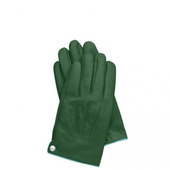Перчатки Piquadro GUANTI 6/G.Grey M Кож. муж. на кнопке GU2828G6_VE2-M
