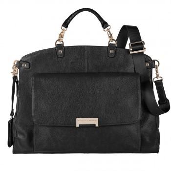 Портфель женский Piquadro CATERINA/Black двуручный с отдел. для ноутбука BD3033W49_N