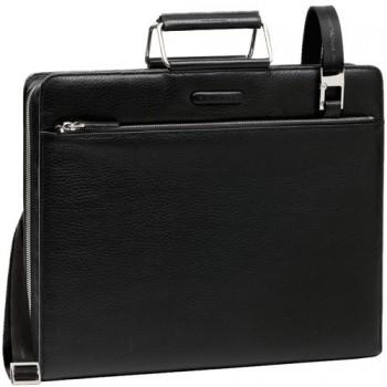 Портфель Piquadro MODUS/Black с блокнотом и отделением д/iPad PB2590MO_N