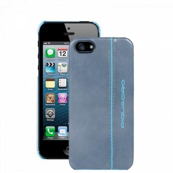 Кейс для iPhone 5 Piquadro BL SQUARE/Slategray  AC3053B2_GR2