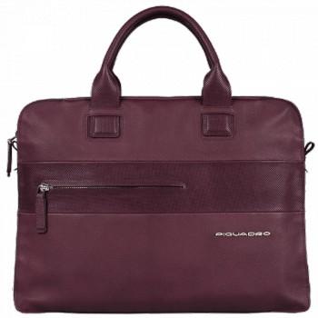 Портфель Piquadro LASZLO/Purple с отдел. д/ноутбука CA1903W64_VI