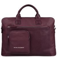 Портфель Piquadro LASZLO/Purple на 3 отдел. с отдел. д/ноутбука CA3133W64_VI