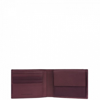 Портмоне Piquadro LASZLO/Purple с отдел. д/монет PU257W64_VI