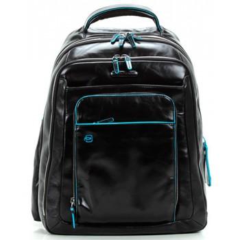 Рюкзак Piquadro Blue Square/Black c отделением д/ноутбука 13