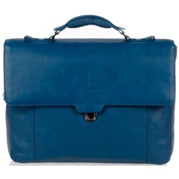 Портфель Piquadro EUCLIDE/Blue с отдел. д/ноутбука/iPad/iPad Air CA3111S73_BLU