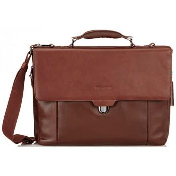 Портфель Piquadro EUCLIDE/Brown с отдел. д/ноутбука/iPad/iPad Air CA3111S73_M