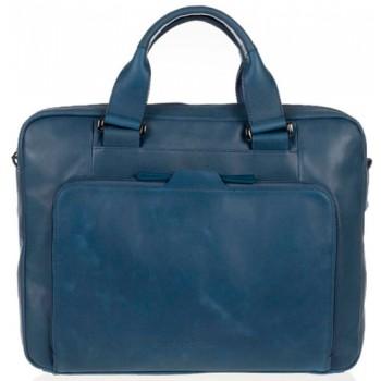 Портфель Piquadro EUCLIDE/Blue двуручн. с отдел. д/ноутбука/iPad/iPad Air CA3300S73_BLU