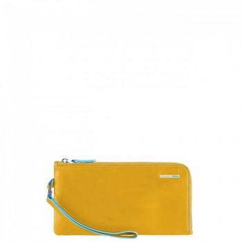 Сумка-клатч Piquadro BL SQUARE/Yellow AC2648B2_G