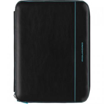Чехол для iPad PIQUADRO BL SQUARE/Black AC3208B2_N