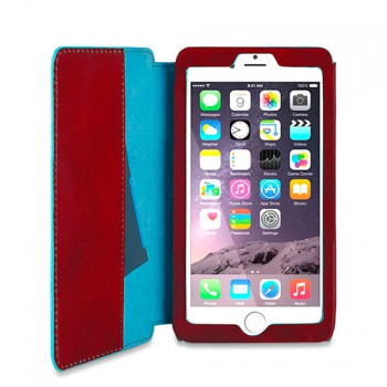 Чехол для iPhone PIQUADRO BL SQUARE/Red AC3456B2_R
