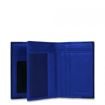 Портмоне PIQUADRO PULSE/Blue PU3243P15_BLU