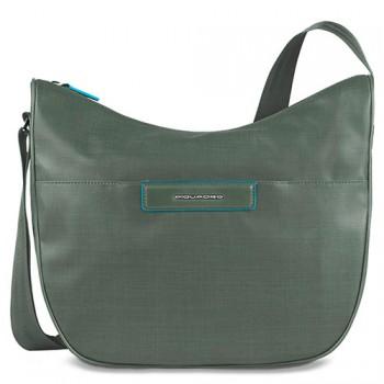 Женская сумка PIQUADRO AKI/G.Green BD3290AK_VE2