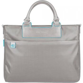 Мужская сумка PIQUADRO AKI/Grey CA1618AK_GR