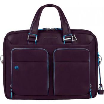 Мужская сумка PIQUADRO BL SQUARE/T.Violet CA2849B2_VI4