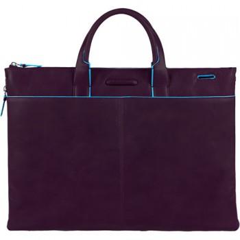 Мужская сумка PIQUADRO BL SQUARE/T.Violet CA1618B2_VI4
