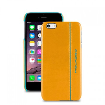 Чехол для iPhone PIQUADRO BL SQUARE/Yellow AC3353B2_G