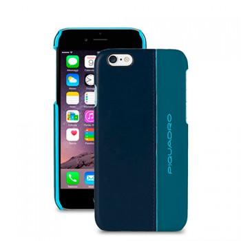 Чехол для iPhone PIQUADRO BL SQUARE/N.Blue-Blue AC3353B2_BLAV