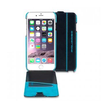 Чехол для iPhone PIQUADRO BL SQUARE/N.Blue AC3353B2_BLU2