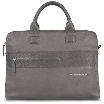 Портфель PIQUADRO LASZLO/Grey CA1903W64_GR