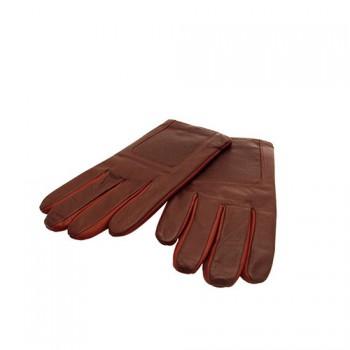 Перчатки PIQUADRO GUANTI 8/Brown M GU3240G8_M-M