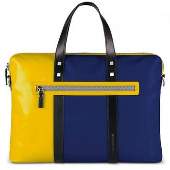 Мужская сумка PIQUADRO ETA/Blue CA3402WO11_BLU