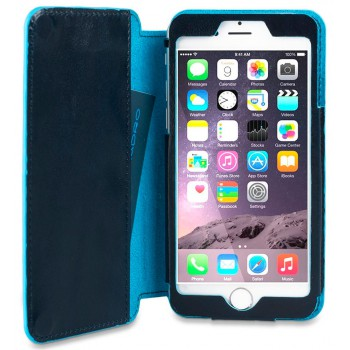 Чехол для iPhone 6 Piquadro BL SQUARE/N.Blue AC3407B2_BLU2