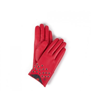 Перчатки Piquadro GUANTI 10/Red S GU3895G10_R-S