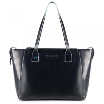 Женская сумка Piquadro Blue Square (B2) BD3883B2_BLU2