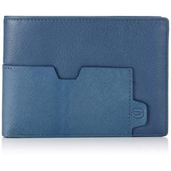 Портмоне Piquadro EUCLIDE/Blue с отдел. д/монет PU257S73_BLU
