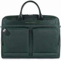 Портфель Piquadro KLOUT/Green CA4470S100_VE