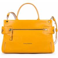 Женская сумка Piquadro LOL/Yellow BD4701S102_G
