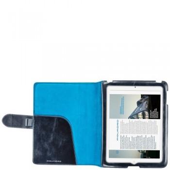 Чехол iPad 2 Piquadro Blue Square (20x25,5x1)