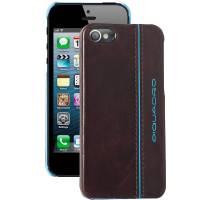 Кейс Piquadro  Пиквадро Blue Square для iPhone 5 Коньяк Артикул AC3053B2/MO (6x12,5x1)см
