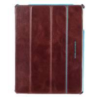Чехол Piquadro  Пиквадро Blue Square для iPad 2 или New iPad Черный цвет. Артикул AC3067B2_MO (19x24,5x1,5)см
