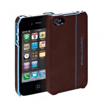 Чехол iPhone 4 Piquadro Blue Square (6x11,5x1)