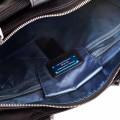 Сумка Piquadro SIGNO двуручная с отделением и чехлом для iPad или ноутбука (38,5x31x12,5)