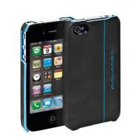 Чехол iPhone 4 Piquadro Blue Square